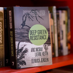 Read the Deep Green Resistance book